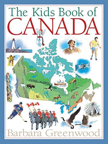 The Kids Book of Canada - Kanada Entdecken