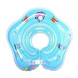 VSTON Baby Schwimmen Float Neuge Borenen Ringe Sicherheit Sicherheits Hilfe Float Schwimmen Aufblasbare Floatation Ring (Blau)