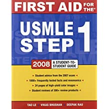 First Aid for the USMLE Step 1 2008