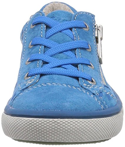 Lurchi Sonya, Baskets Basses fille Turquoise - Türkis (turquoise 26)