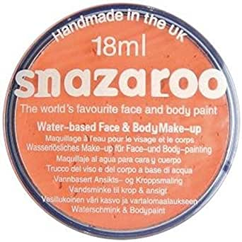 Snazaroo 18ml Apricot (551)