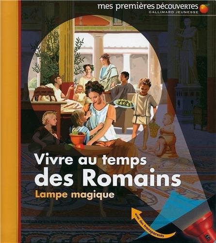 """<a href=""""/node/10337"""">Vivre au temps des Romains</a>"""