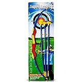 HC-Handel 914494 Pfeil- und Bogen-Set mit 3 Pfeilen 58 cm