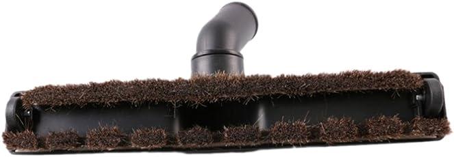 MagiDeal 32mm/1.25'' Universal Vacuum Cleaner Attachment Brushes Horsehair Floor Brush Head for Most Brands Vacuums, 30x5cm