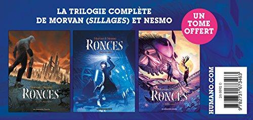 Ronces, Intégrale 3 tomes : Racines électriques ; Fleurs de néon ; Fondations fanées