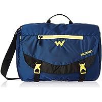 Wildcraft Nylon 15 Ltrs Blue Messenger Bag (8903338055532)