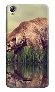 Gionee Pioneer P6 Printed Back Cover UV (Soft Back) By DRaX®
