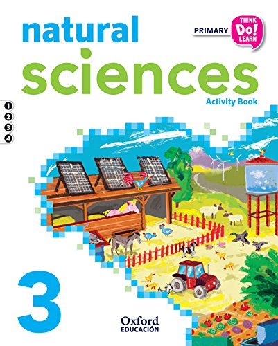 Think do learn natural science 3rd primary activity book