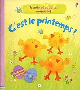 """Afficher """"C'est le printemps !"""""""