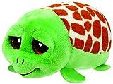 Ty Beanie Baby–ty42143Teeny TYS–Cruiser Schildkröte 8cm Plüsch