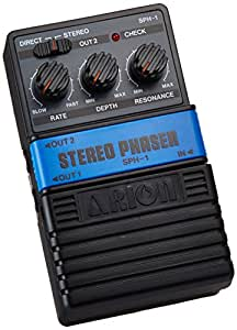 Arion SPH-1 Pédale Stereo Phaser pour guitare
