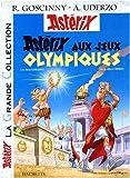 Astérix La Grande Collection - Astérix aux jeux olympiques - n°12 - HACHETTE ASTERIX - 20/08/2008