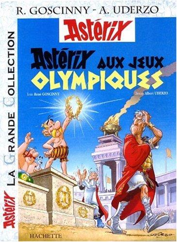 Astérix La Grande Collection -  Astérix aux jeux olympiques - n°12