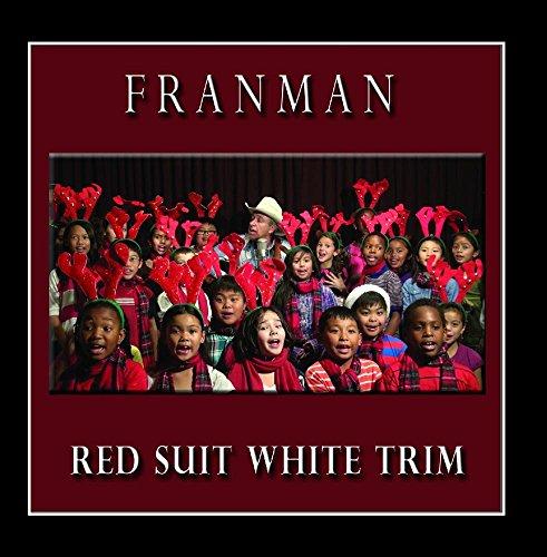 Red Suit White Trim -
