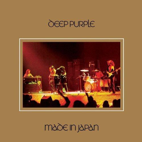 Deep Purple: Made in Japan (180gr.Vinyl/Ltd.Edition) [Vinyl LP] (Vinyl)