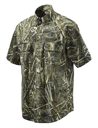 Beretta TM Shooting Shirt S / ; AP Xtra; XXXL, Herren, TM Shooting Shirt S/S - MAX 5 L, Max-5, Large -