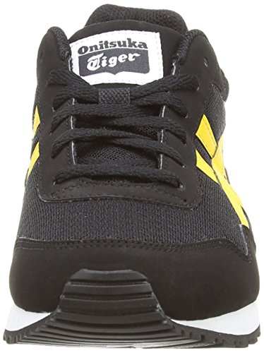 Asics Curreo, Scarpe sportive, Unisex-adulto Black/Yellow 9004
