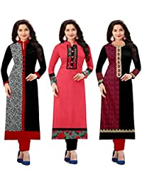 Kurti For Womens Rensil ( Kurti For Women Latest Design Party Wear Kurti For Girls Stylish Kurtis For Girls New... - B07CMGL587