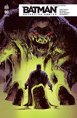 Batman detective comics, Tome 6