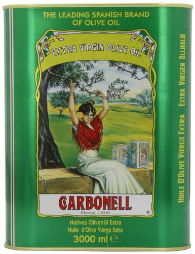 Carbonell Extra Virgin Olive Oil (3ls)