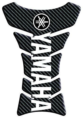 Tankpad Motorad Draht Muster Tankschutz '' Yamaha 22'' Polymer 3D
