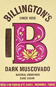 Raw Muscovado - Dark Sugar - 500g(Pack of 5)