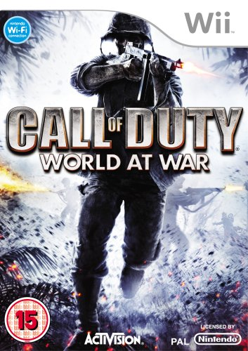 Call of Duty: World at War (Wii) [Importación inglesa]