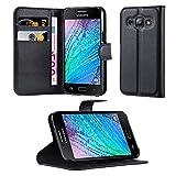 Cadorabo - Book Style Hülle für Samsung Galaxy J1 – 5