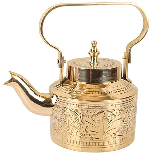 Lour Reines Kupfer Tee kettleHandmade Tee Set Retro Gesundheit teekanne Haushalt teekanne Reine Hand verarbeitung dicken Kupfer Topf -