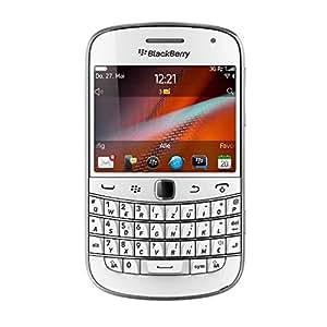 BlackBerry Bold 9900 Sim Free Smartphone - White