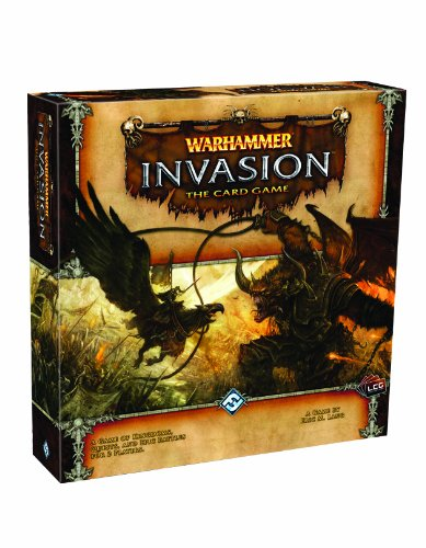 Fantasy Flight Games WHC01 Warhammer Invasion LCG Core (polnische Version) (Fantasy Warhammer Brettspiel)