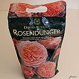 Rosen-Dünger David Austin 'Rose Food' - 1,75 kg Organisch-mineralisch mit Langzeit-Wirkung für gesunde, kräftige Rosen - von Garten Schlüter