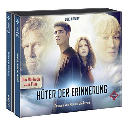Preisvergleich Produktbild Hüter der Erinnerung: Sprecher: Monika Bleibtreu,  4 CDs ca. 270 Min.