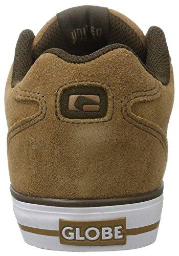 Globe Encore-2, Pantofole Uomo Marrone (Tan/Brown)