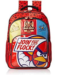 Angry Birds Red Children's Backpack (Age group :6-8 yrs)