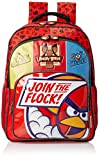 #1: Angry Birds Red Children's Backpack (Age group :6-8 yrs)