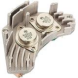 GOZAR Resistor Del Ventilador Del Calentador Para Citroen Saxo Berlingo Xantia Xsara
