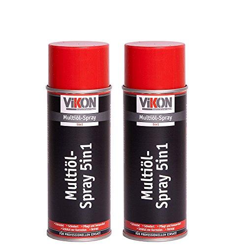 2-dosen-vikon-multiol-5in1-spray-400-ml-schmiermittel-rostloser-kontaktspray-korrosionsschutz-reinig