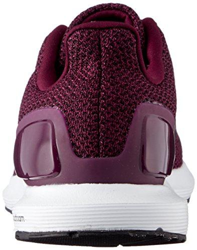 adidas Cosmic 2 SL W, Scarpe da Running Donna Rosso (Mystery Ruby F17/Maroon/Ftwr White)