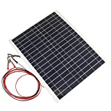 summeryoung Umweltschutz 18V20W Solar Kits semiflexiblem Solar Panel 450* 350mm