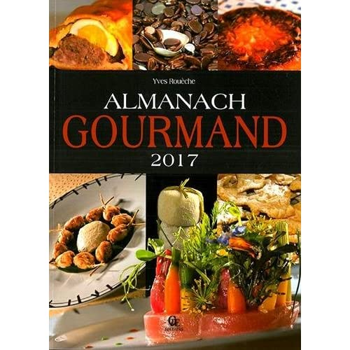 Almanach gourmand 2017