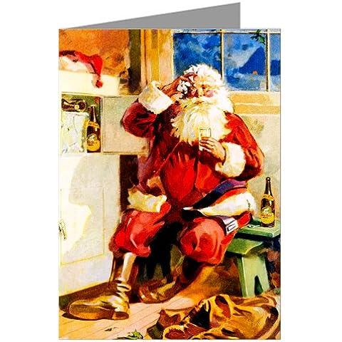 Vittoriana vino lettura Sankt a congelatore After The maniglia Ride sera sei biglietti di Natale una vacanza in un box-set