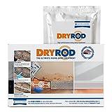 Mungo 1715010.0 DryRod Sistema Anti Umidità di Risalita in Barre da 18 cm Certificato, 5 Buste da 10 Pezzi