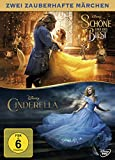 Die Schöne und das Biest / Cinderella [2 DVDs]