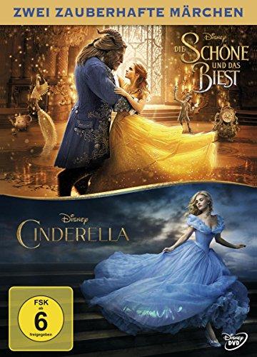 Bild von Die Schöne und das Biest / Cinderella [2 DVDs]