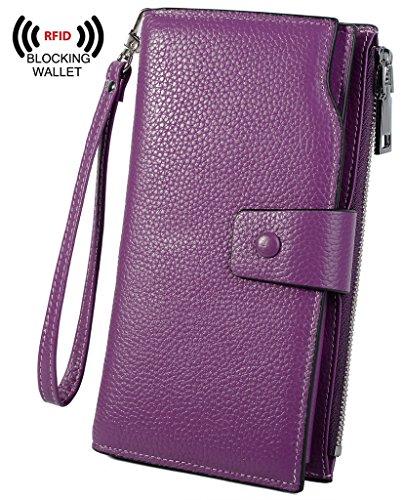 yaluxe-womens-rfid-blocking-large-capacity-luxury-genuine-leather-clutch-wallet-multi-card-organizer
