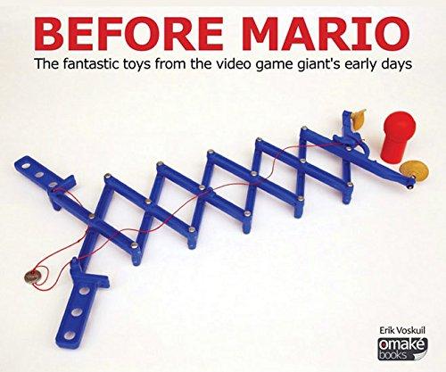 Before Mario par Erik Voskuil