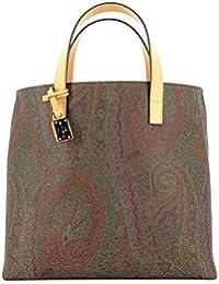 4bea12473 Etro 0180880100600 Mujer Multicolor Cuero Bolso tipo shopper