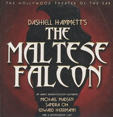 (THE MALTESE FALCON ) BY Hammett, Dashiell (Author) Compact Disc Published on (11 , 2008)