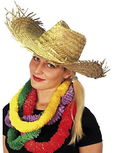 Sombrero-de-paja-hawaiano-Paquete-de-2